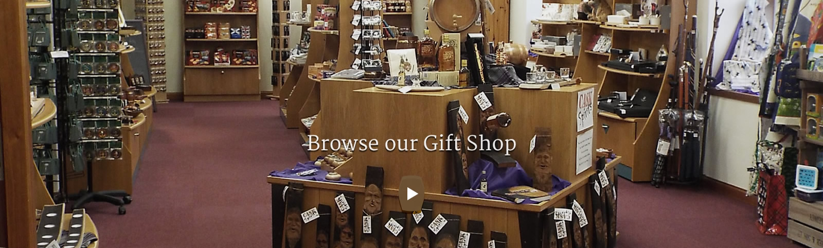 Speyside Cooperage Gift Shop