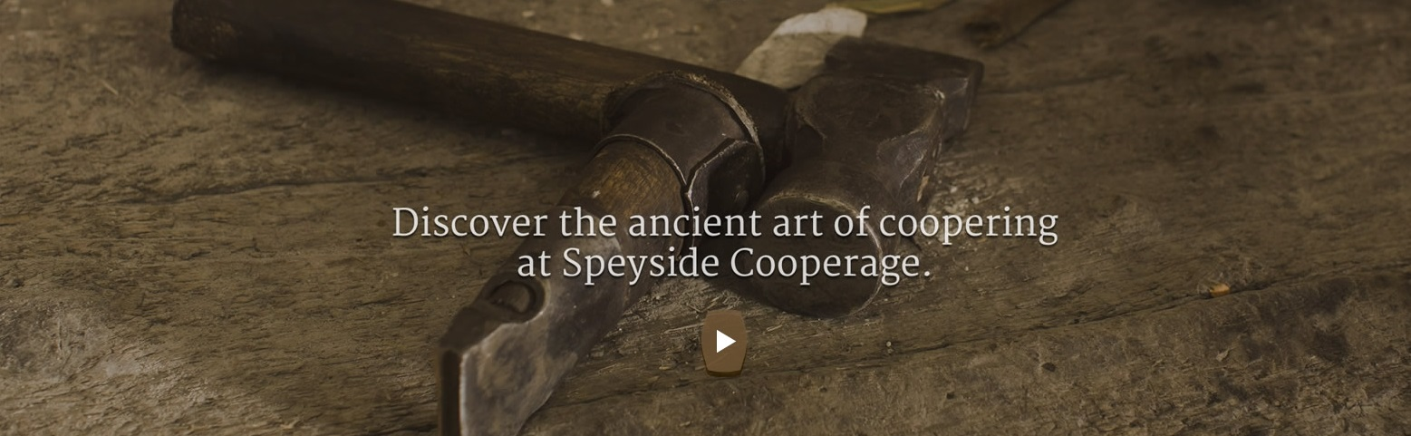 Speyside Cooperage Visitor Attraction Moray